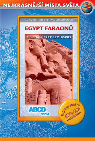 Egypt faraonů - Nejkrásnější místa světa - DVD