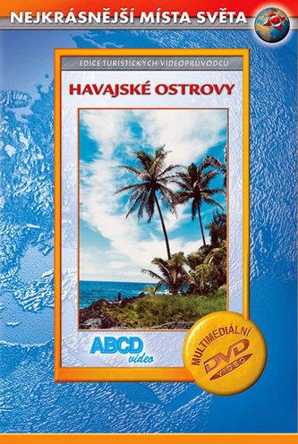 Havajské ostrovy - Nejkrásnější místa světa - DVD