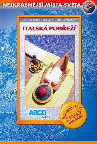 Italská pobřeží - Nejkrásnější místa světa - DVD