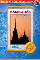 Kambodža - Nejkrásnější místa světa - DVD