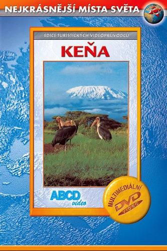 Keňa - Nejkrásnější místa světa - DVD