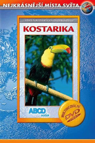 Kostarika - Nejkrásnější místa světa - DVD