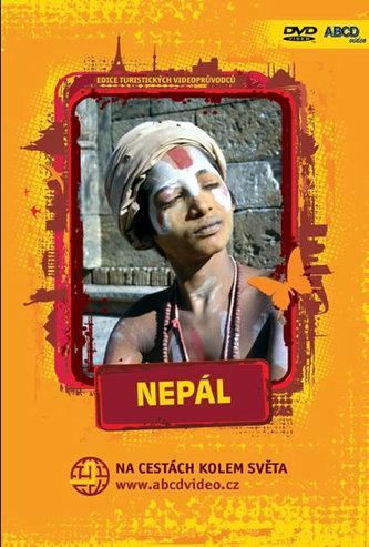 Nepál - Na cestách kolem světa - DVD