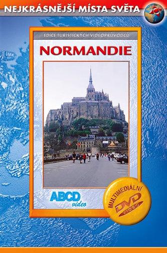 Normandie - Nejkrásnější místa světa - DVD