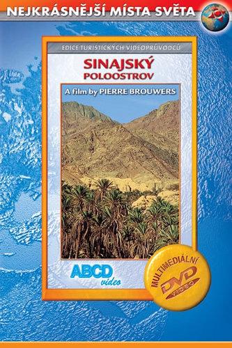 Sinajský poloostrov - Nejkrásnější místa světa - DVD