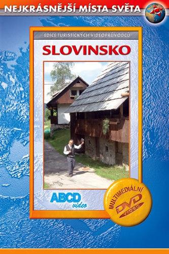 Slovinsko - Nejkrásnější místa světa - DVD