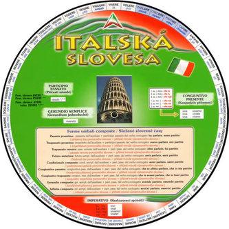 Italská slovesa