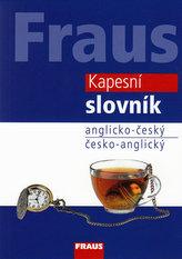 Fraus kapesní slovník AČ-ČA - 2. vydání