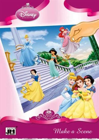 Disney Princezny - Obrázkové album