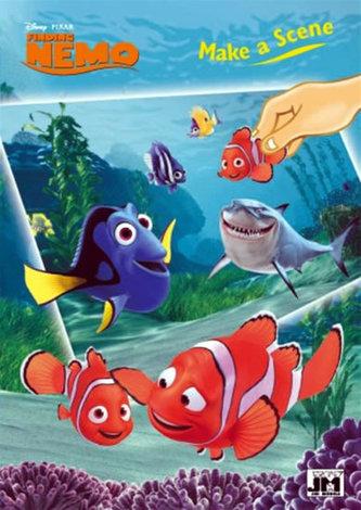 Hledá se Nemo - Obrázkové album