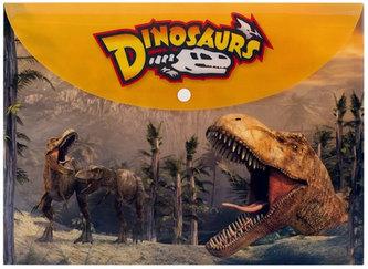 Dinosauři - Desky A4