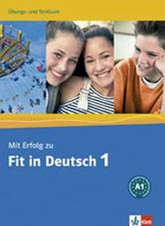 Mit Erfolg zu Fit in Deutsch 1 - CD