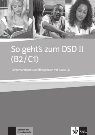 So geht's zum DSD - Metodická příručka + CD
