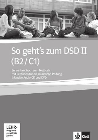 So geht's zum DSD - Metodická příručka