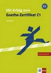 Mit Erfolg zum Goethe-Zertifikat C1 - Kniha testů + 2CD
