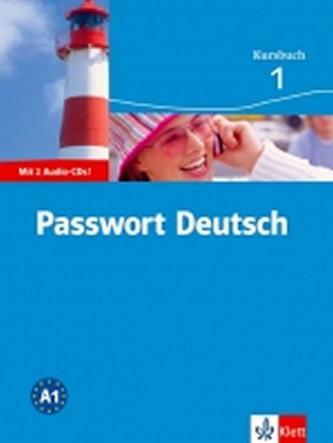 Passwort Deutsch 1 - Učebnice + CD (3-dílný) - Albrecht U., Dane D., Fandrych Ch.,