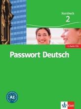Passwort Deutsch 2 - učebnice + CD (3-dílný)
