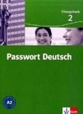 Passwort Deutsch 2 - Pracovní sešit (3-dílný)