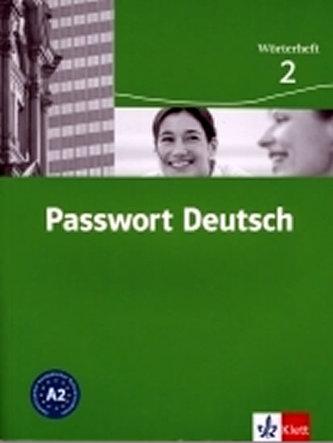 Passwort Deutsch 2 - Slovníček (3-dílný) - Albrecht U., Dane D., Fandrych Ch.,