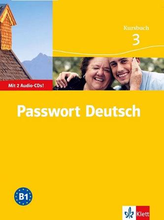 Passwort Deutsch 3 - učebnice + CD (3-dílný)