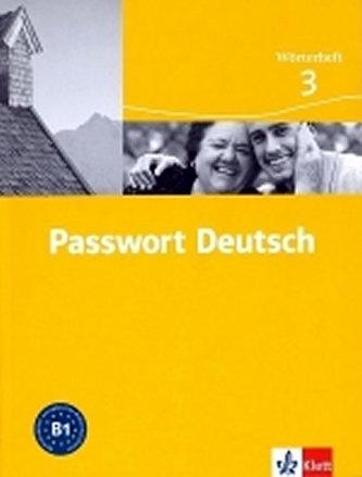 Passwort Deutsch 3 - Slovníček (3-dílný)