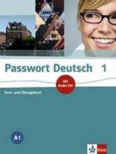 Passwort Deutsch 1 - Učebnice + CD (5-dílný)