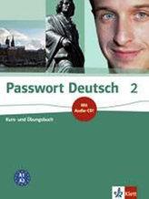 Passwort Deutsch 2 - Učebnice + CD (5-dílný)