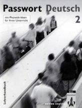 Passwort Deutsch 2 - Metodická příručka (5-dílná)