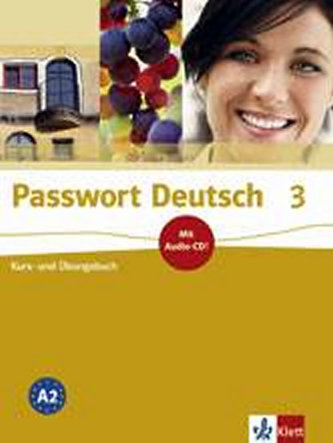 Passwort Deutsch 3 - učebnice + CD (5-dílný)