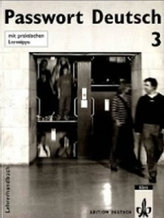 Passwort Deutsch 3 - Metodická příručka (5-dílný)