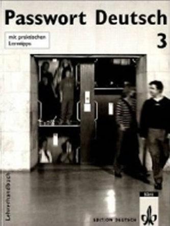 Passwort Deutsch 3 - Metodická příručka (5-dílný) - Albrecht U., Dane D., Fandrych Ch.,