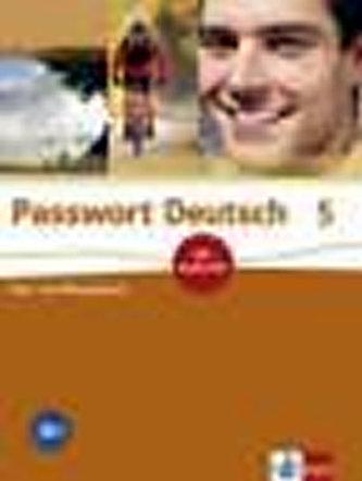 Passwort Deutsch 5 - učebnice + CD (5-dílný)