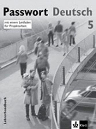 Passwort Deutsch 5 - Metodická příručka (5-dílný)