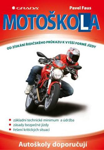 Motoškola - Od získání řidičského průkazu k vyšší formě jízdy