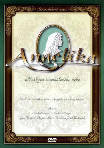 Angelika - Muzikál - 2DVD