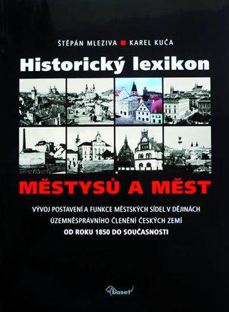 Historický lexikon městysů a měst