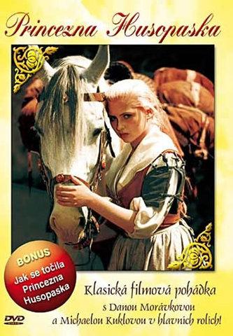 Princezna Husopaska - DVD