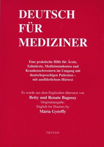 Deutsch Für Mediziner + CD