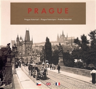 Prague historical - 2. vydání - Luboš Stiburek