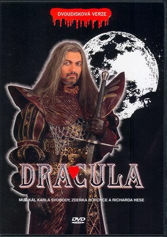 Dracula - Muzikál - 2DVD