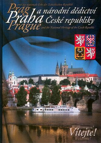 Praha a národní dědictví České republiky (mutace ČJ, AJ, NJ)