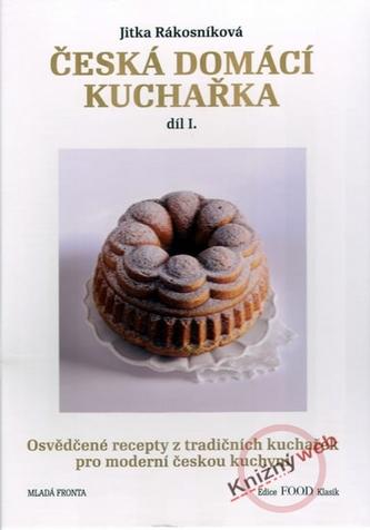Česká domácí kuchařka - díl I. + krabice