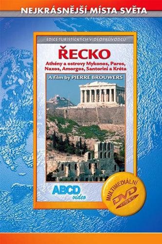 Řecko - Nejkrásnější místa světa - DVD