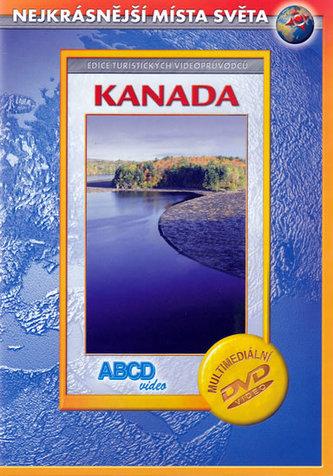 Kanada - Nejkrásnější místa světa - DVD