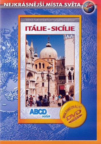 Itálie - Sicílie - Nejkrásnější místa světa - DVD