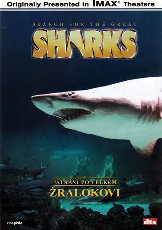 Pátrání po velkém žralokovi - DVD