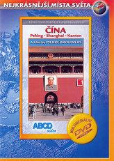 Čína - Peking - Shanghai - Kanton - DVD