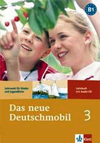 Das neue Deutschmobil 3 - učebnice + CD