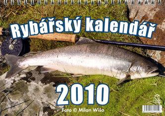 Kalendář 2010 - Rybářský kalendář - stolní