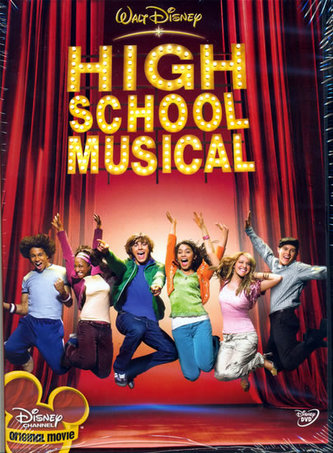 High School Musical 1 - DVD